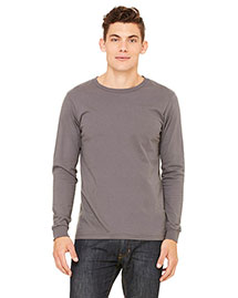 Bella 3501 Men Jersey Long-Sleeve T-Shirt