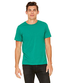 Bella 3650 Men Poly-Cotton Short-Sleeve T-Shirt