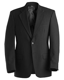 Edwards 3680 Men's Single Breasted Wool Blend Suit Coat at bigntallapparel