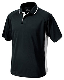 Charles River Apparel 3810 Men Color Blocked Wicking Polo