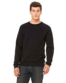 Bella 3901 Men  Sponge Fleece Crew Neck Sweatshirt