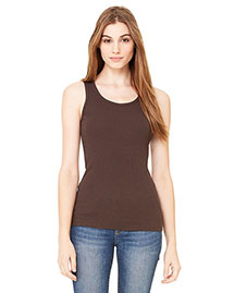 Bella 4000 Women 2x1 Rib Tank