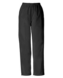 Cherokee Workwear 4001P Women Natural Rise Tapered Leg Pullon Pant