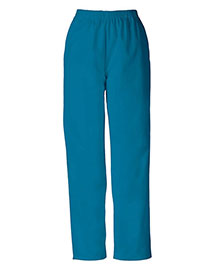 Cherokee Workwear 4001T Women Natural Rise Tapered Leg Pullon Pant