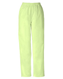 Cherokee Workwear 4001 Women Natural Rise Tapered Leg Pullon Pant