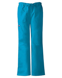 Cherokee Workwear 4020 Women Low Rise Drawstring Cargo Pant
