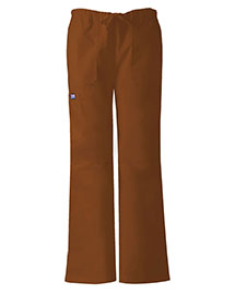 Cherokee Workwear 4020T Women Low Rise Drawstring Cargo Pant