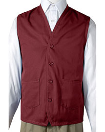 Edwards 4106 Unisex Apron Vest With Waist Pockets at bigntallapparel