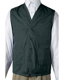 Edwards 4106 Women  Apron Vest With Waist Pockets
