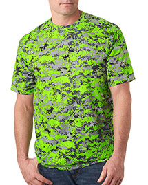 Badger 4180 Men Bcore Digital Camo Tee