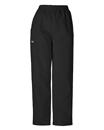 Cherokee Workwear 4200P Women Natural Rise Tapered Lpullon Cargo Pant