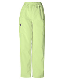 Cherokee Workwear 4200 Women Natural Rise Tapered Lpullon Cargo Pant