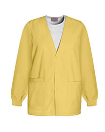 Cherokee Workwear 4301 Women Cardigan Warmup Jacket