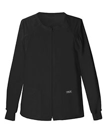 Cherokee Workwear 4315 Women Zip Front Warmup Jacket