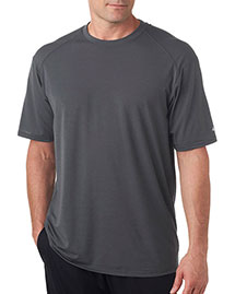 Badger 4320 Men Pro Heathered Performance Tee