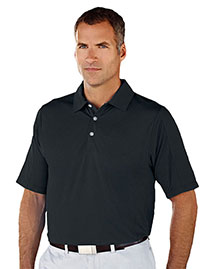 Tri-Mountain 438 Men 90% Polyester / 10% Spandex Knit Polo Shirt
