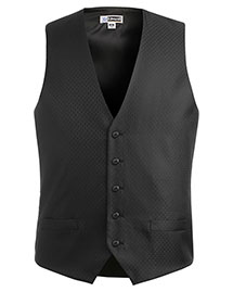 Edwards 4390 Men Diamond Brocade Vest