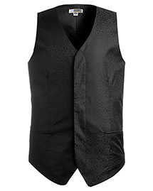 Edwards 4491 Men's Paisley Vest at bigntallapparel