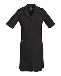 Cherokee Workwear 4508 Women Button Front Dress