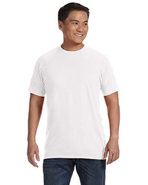 Anvil 450 Men 4.8 Oz., 50/50 Organic Cotton In Conversion Blend Short-Sleeve T-Shirt