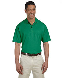 Ashworth 4570 Men High Twist Cotton Tech Polo