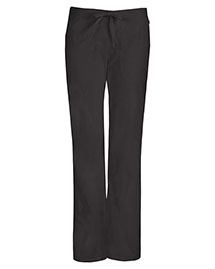 Code Happy 46002AB  Mid Rise Moderate Flare Drawstring Pant at bigntallapparel