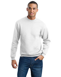 Jerzees 4662M Mens Super Sweats Crewneck Sweatshirt at bigntallapparel