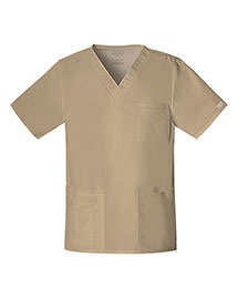 Cherokee Workwear 4725 Women Stretch Vneck Top