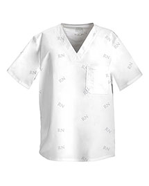 Cherokee Workwear 4734 Women Vneck Top