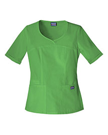 Cherokee Workwear 4746 Women Vneck Top
