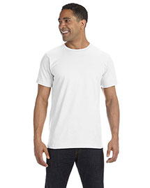 Anvil 490 Men's 4.5 Oz., 100% Organic Ringspun Cotton T-Shirt at bigntallapparel