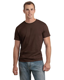 Hanes 4980 Men Ring Spun Cotton T Shirt at bigntallapparel