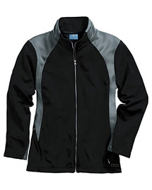 Charles River Apparel 5077 Women Hexsport Bonded Jacket