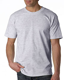 Bayside 5100 Men Adult Shortsleeve Cotton Tee