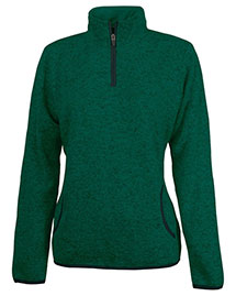 Charles River Apparel 5312  Heathered Fleece Pullover