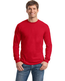 Gildan 5400 Men  100% Cotton Long Sleeve Tshirt