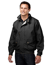 Tri-Mountain 5400 Men Cotton/Poly Poplin Jacket With  Lining
