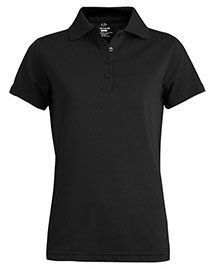 Edwards 5530 Women WoSoft Touch All Cotton Pique Polo