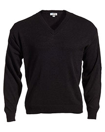 Edwards 565 Men's V-Neck Sweater With Tuff-Pil Plus at bigntallapparel