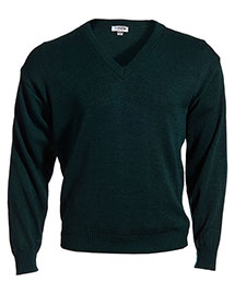 Edwards 565 Men V-Neck Sweater With Tuff-Pil Plus