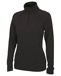 Charles River Apparel 5666 Women Fusion Pullover