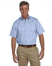 Van Heusen 57850 Men Classic Shortsleeve Oxford