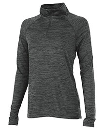 Charles River Apparel 5763 Women Space Dye Performance Pullover