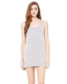 Bella 6012 Women Jersey Tank Dress