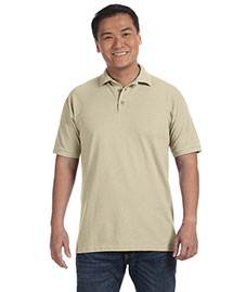 Anvil 6020 Men 6.5 Oz. Pique Sport Shirt