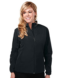Tri-Mountain 6220 Women 100% Polyester Long Sleeve Jacket With Water Proof