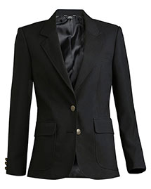 Edwards 6500ED Women's Polyester Blazer at bigntallapparel