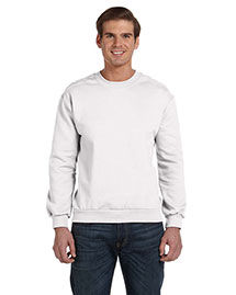 Anvil 71000 Men  Ringspun Crewneck Sweatshirt