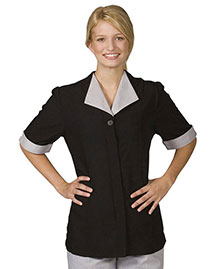 Edwards 7276 Women Spun Polyester Tunic