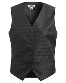 Edwards 7391 Women WoSwirl Brocade Vest